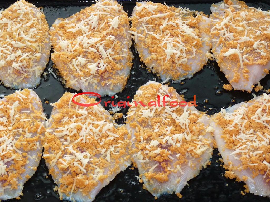Рецепт тилапии в духовке