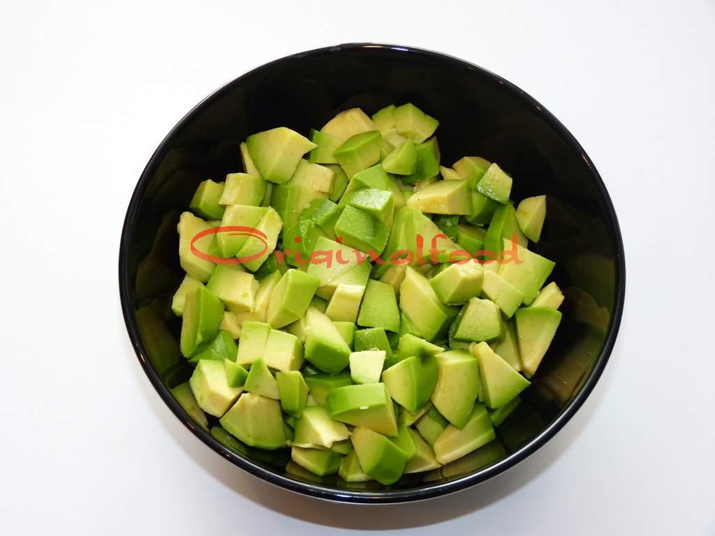 пошаговые рецепты салатов с авокадо
