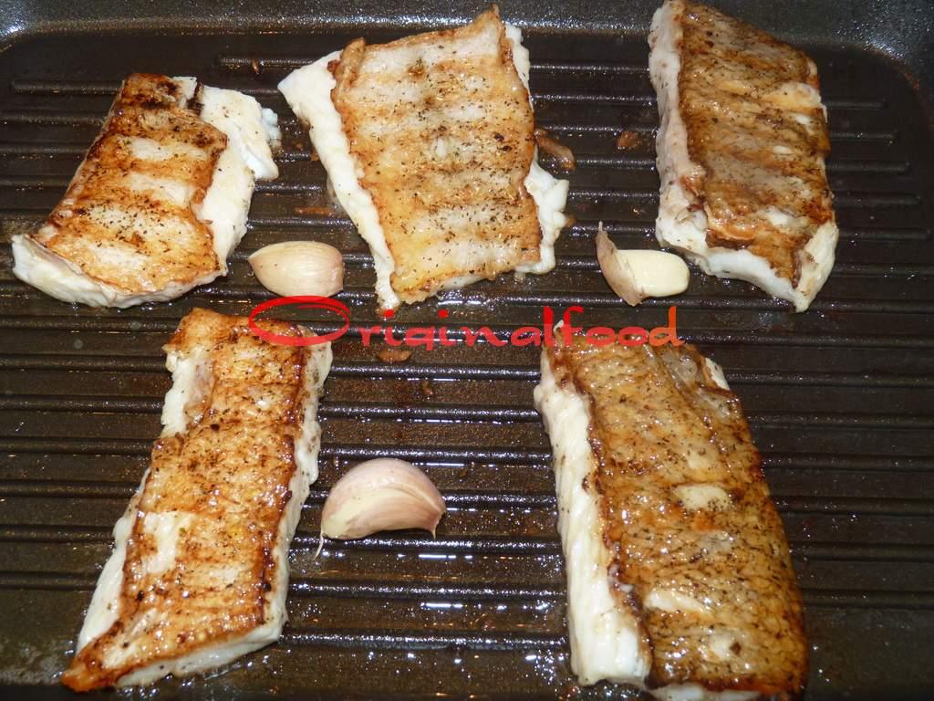 палтус с картофелем в духовке рецепт с фото