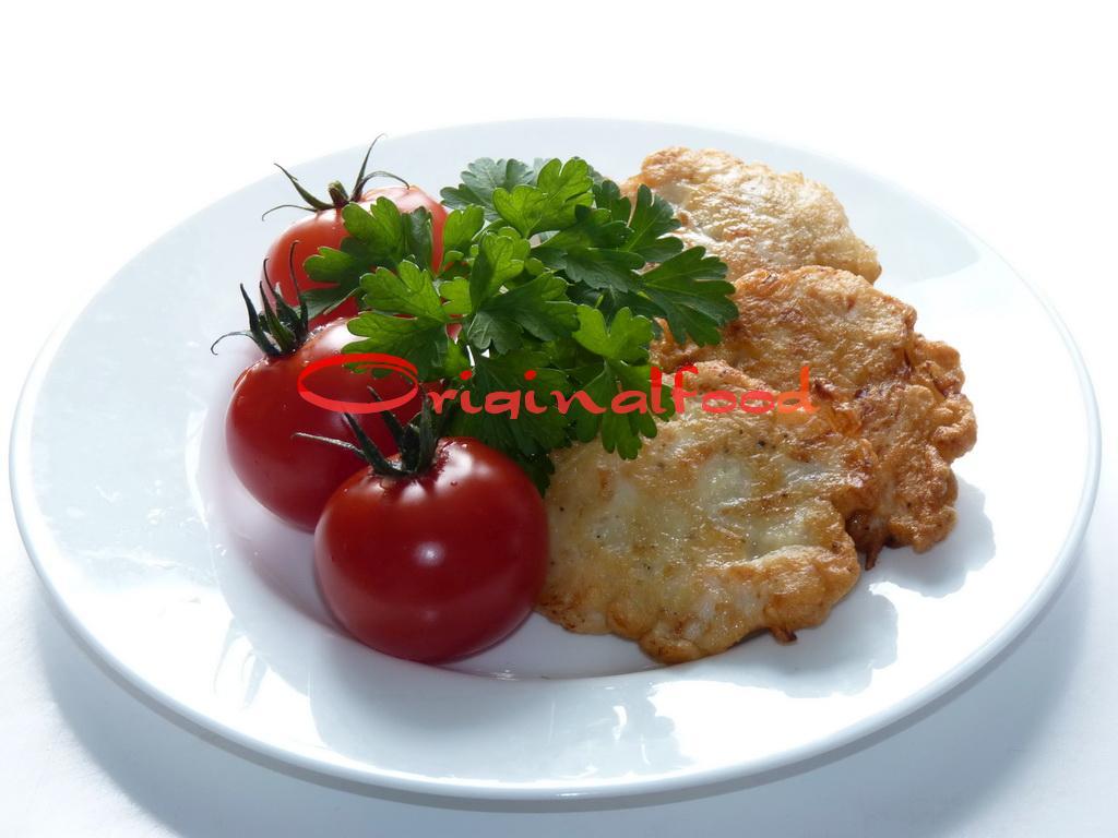 Котлеты из рубленного куриного филе