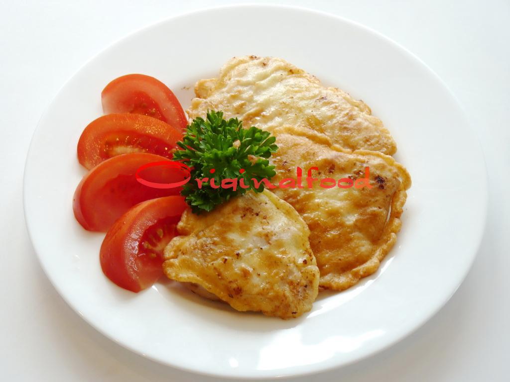 Нежное куриное филе в кляре