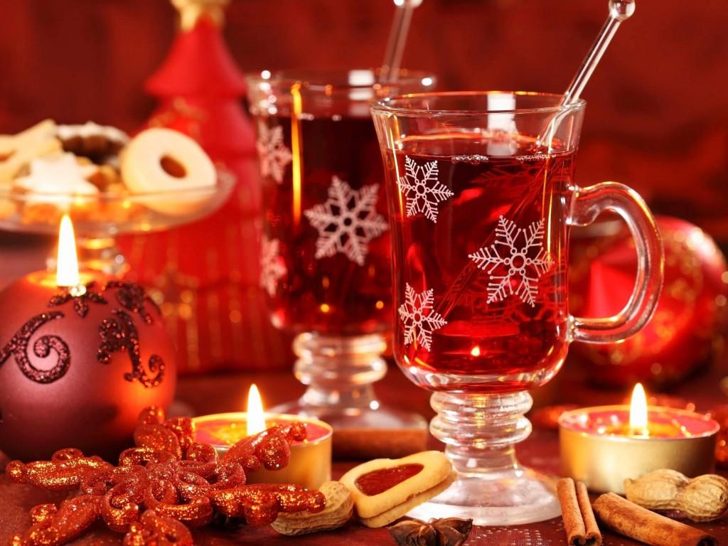 Рецепты слабоалкогольных напитков на Новогодний стол