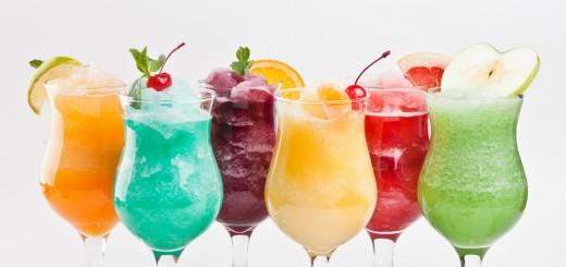 Освежающие безалкогольные домашние коктейли