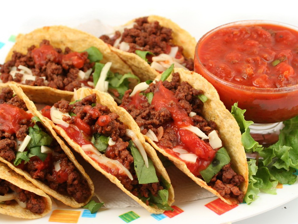 Мексиканская кухня для любителей остренького
