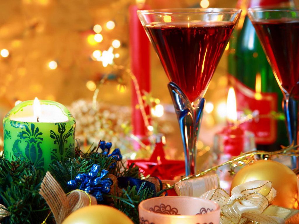 Что подать к новогоднему столу 2016