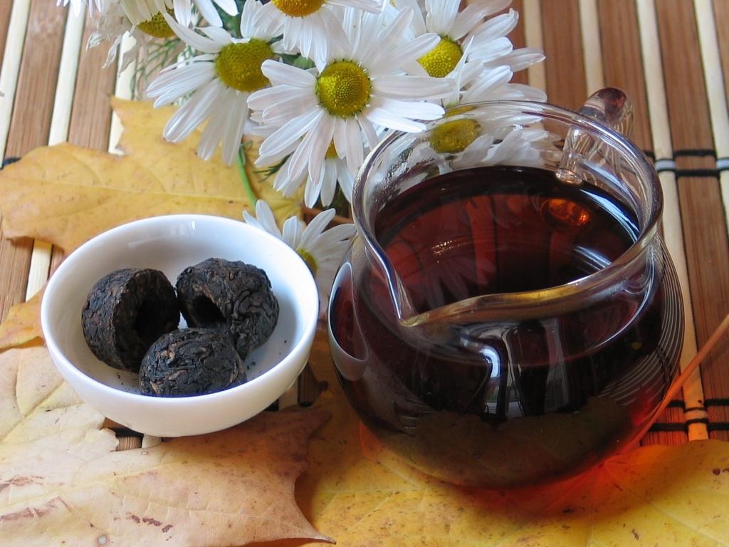 Пуэр - китайский чай