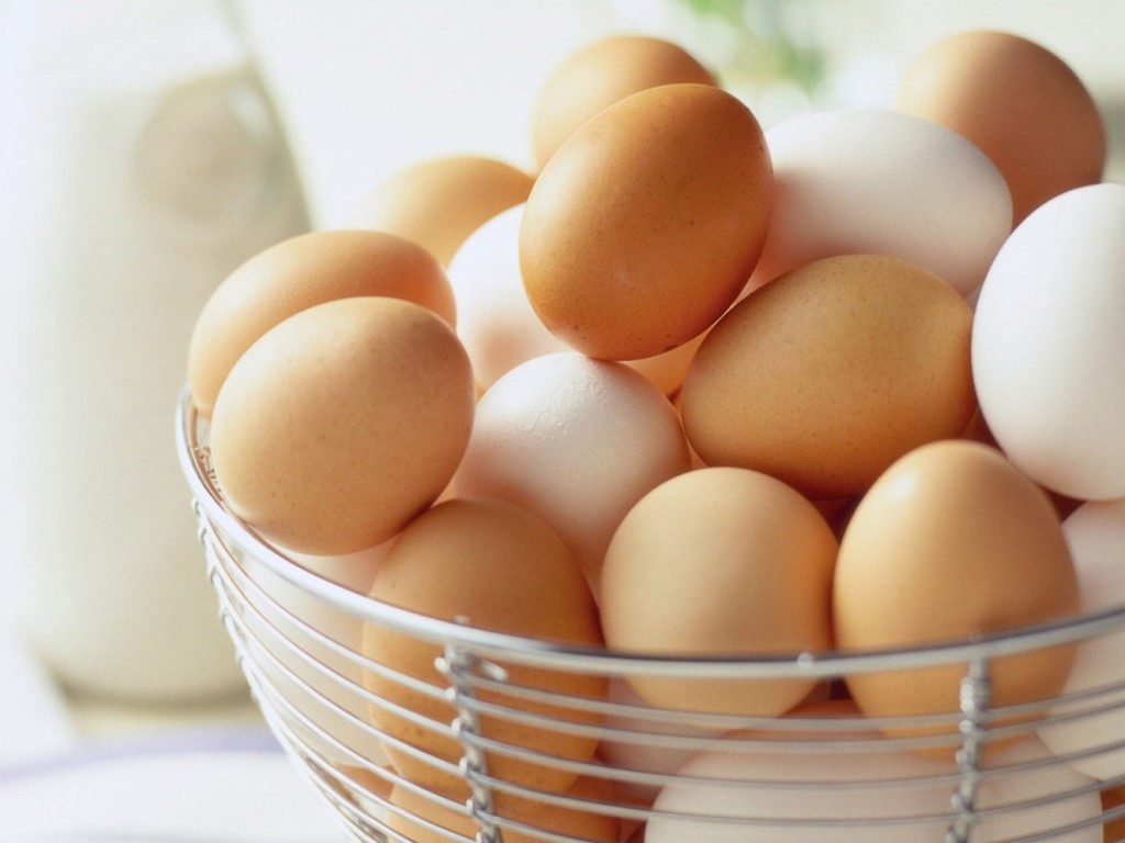 Яйца — источник витаминов и минералов