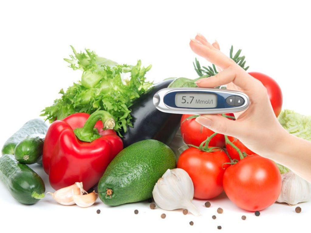 Диета при сахарном диабете – меню, рацион питания