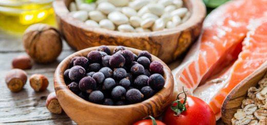 Правильное питание: советы и жизненно важные продукты